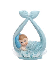 Set de bebe azul